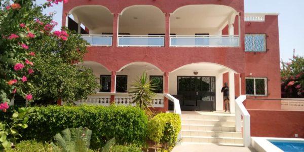 Villa Saly Sénégal