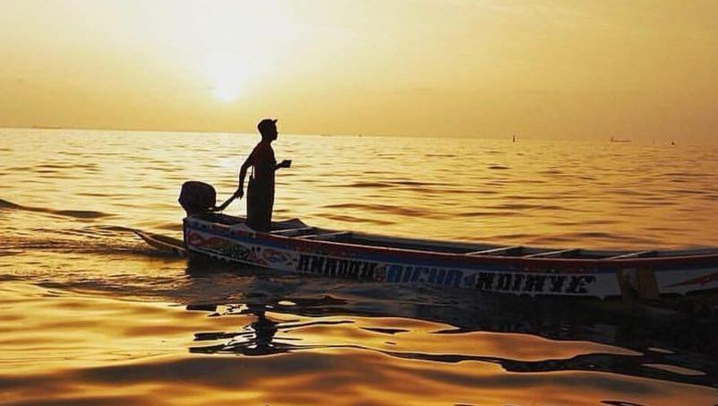 Djiffer  un village sérère :  «PLUME TOURISTIQUE DE ZÉINA»