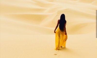 Balade vers un incroyable paysage dunaire, le désert du Sénégal