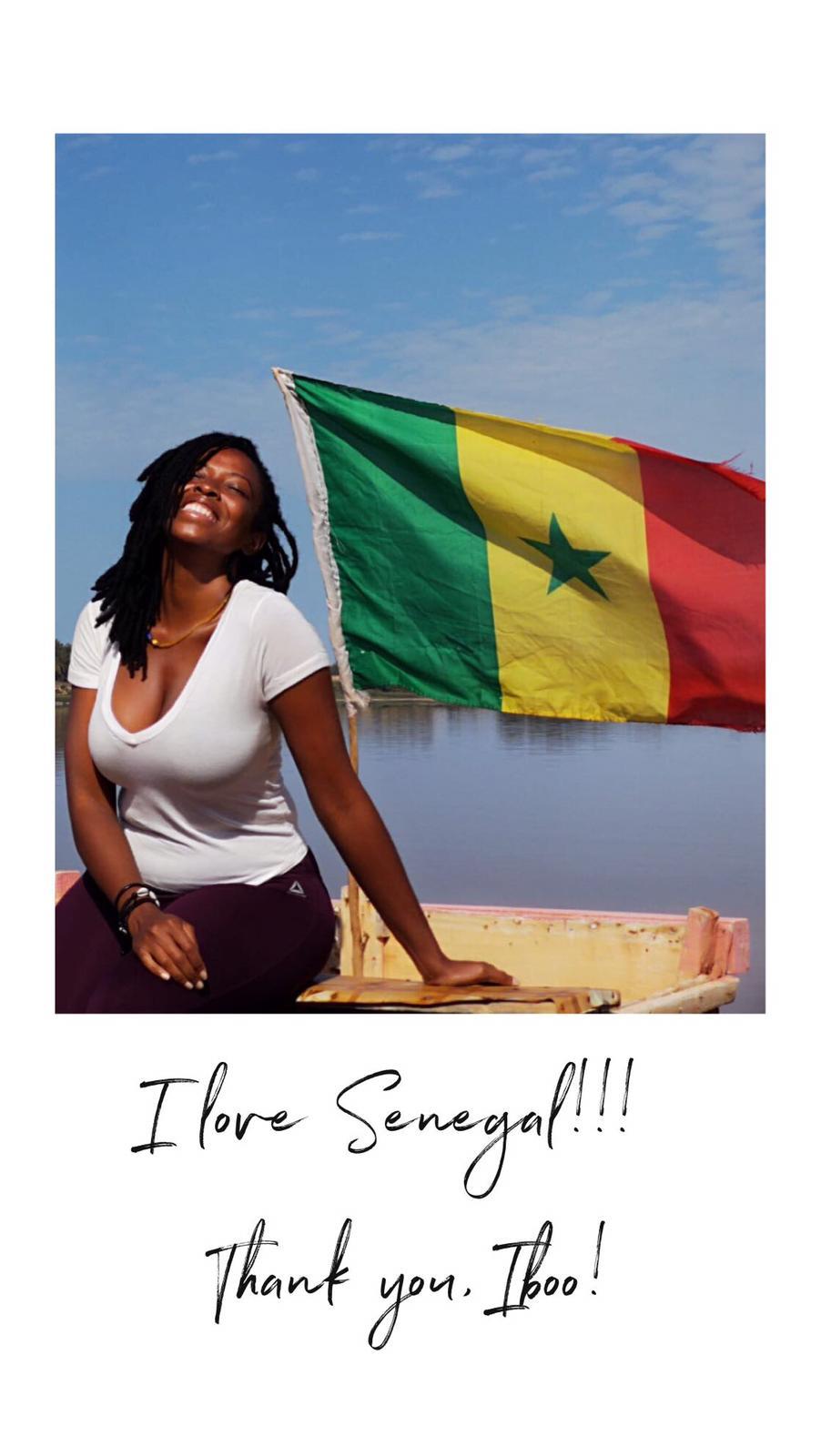 Le tourisme au Senegal, Récit d'une américaine à la découverte du Sénégal avec IBOO